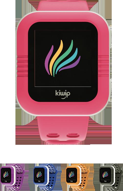 kiwipwatch la montre connect e des enfants qui rassure les parents. Black Bedroom Furniture Sets. Home Design Ideas