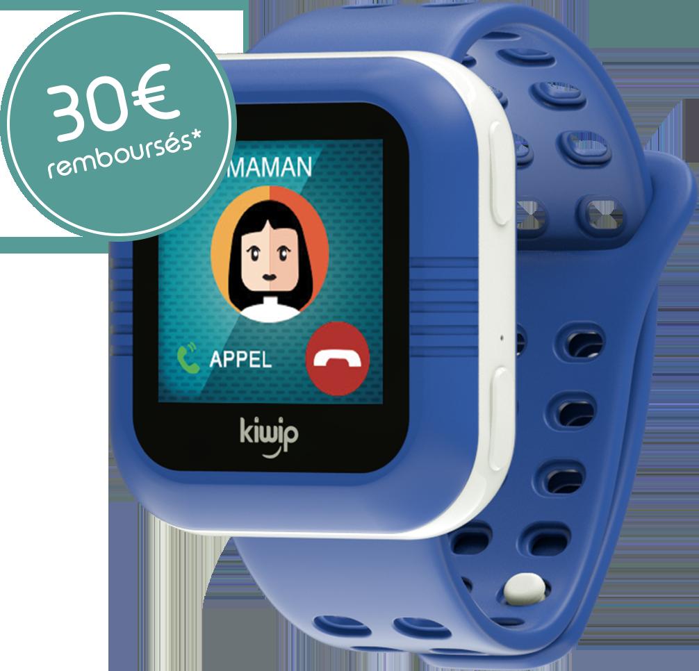 kiwipwatch la montre connect e des enfants qui rassure. Black Bedroom Furniture Sets. Home Design Ideas